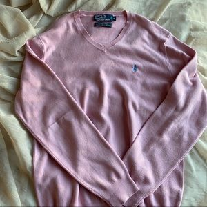 Polo by Ralph Lauren Pink Sweater